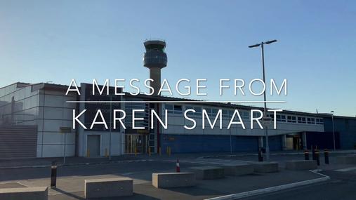 Message from Karen Smart - May 2020