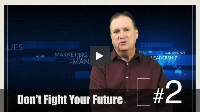 Série de vídeos: Repensando a liderança: insights para o nosso eventual mundo pós-pandêmico - # 2 não lute contra o seu futuro! 2