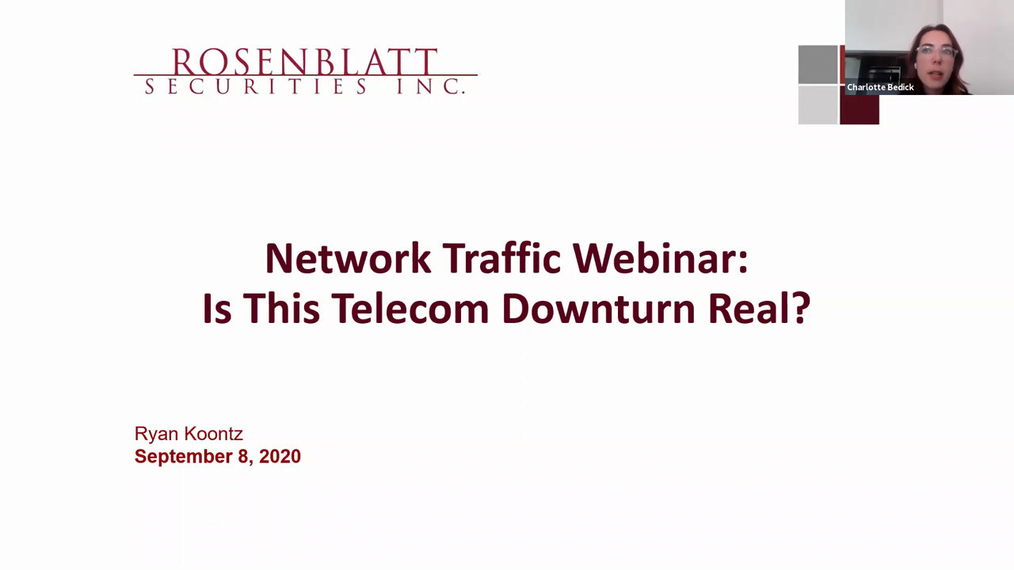 Network Traffic: Is this telecom downturn real? 9-8-20.mp4