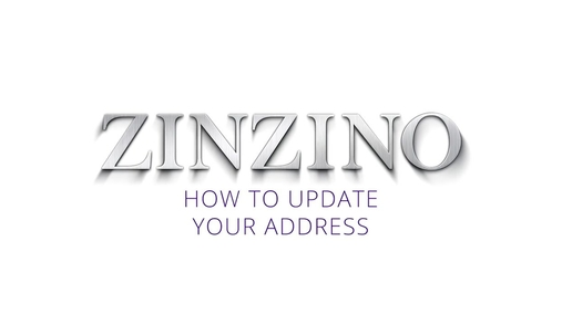 4. Updating your address