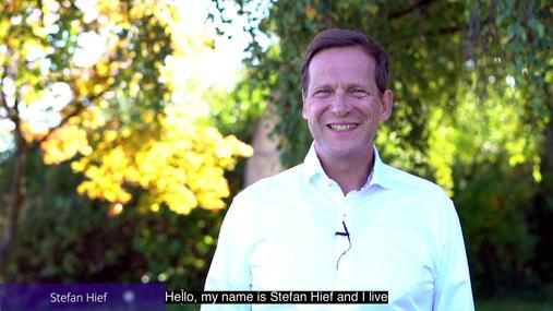 Stefan Hief - Ambassador 2020