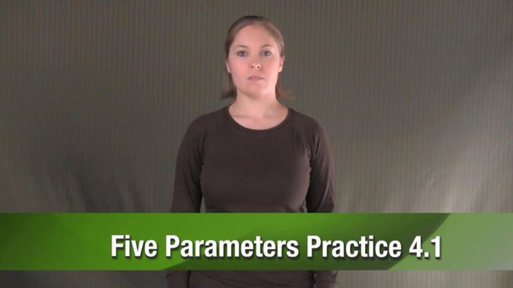 ASL 1 Q1 W10 Cumulative Review Quiz - Grammar