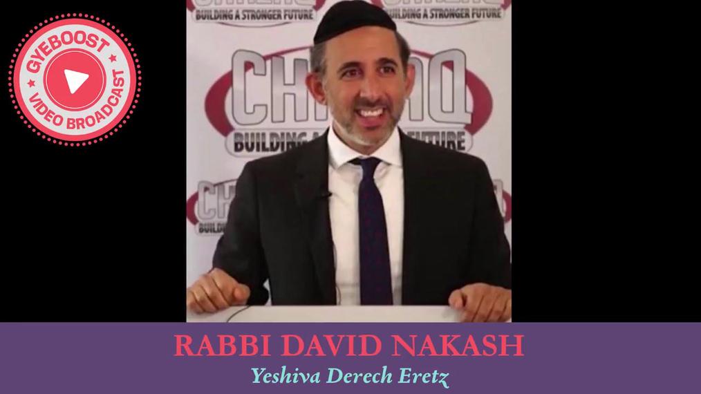 632 - Rabbi David Nakash - Exito VS Fracaso