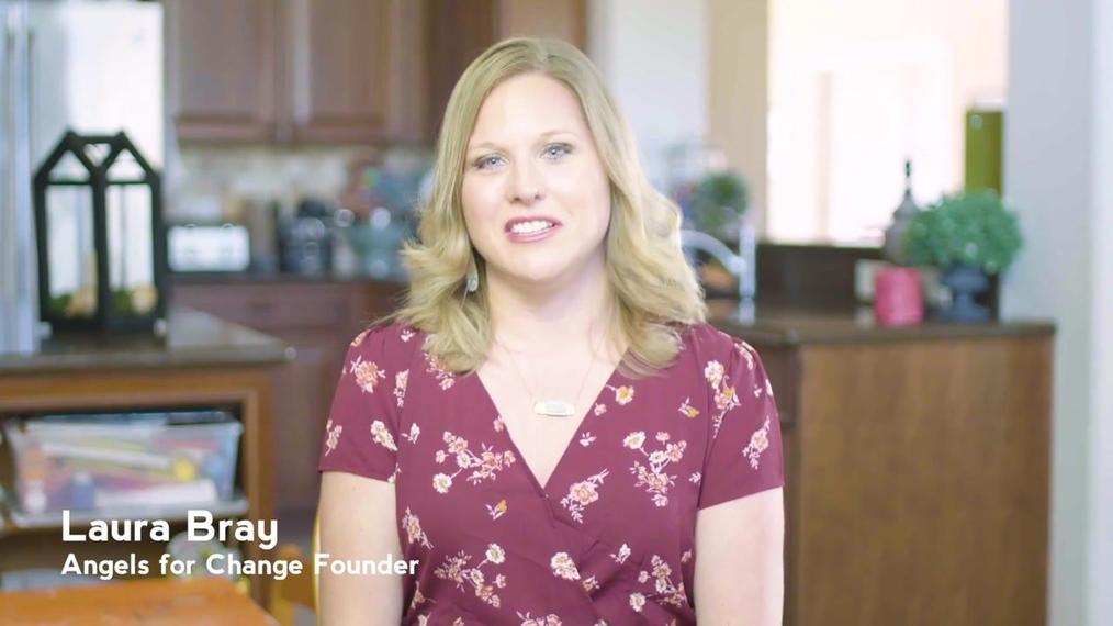 Angels for Change: CureFest Supporter