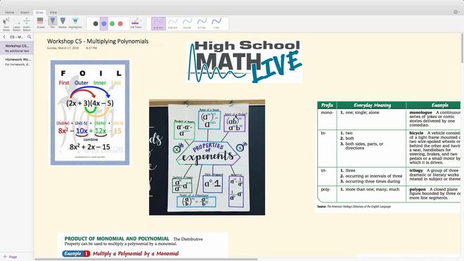 Brush Up Workshop C5 - Multiplying Polynomials.mp4