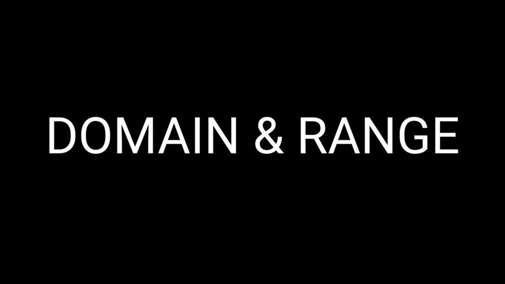 Domain and Range .mp4