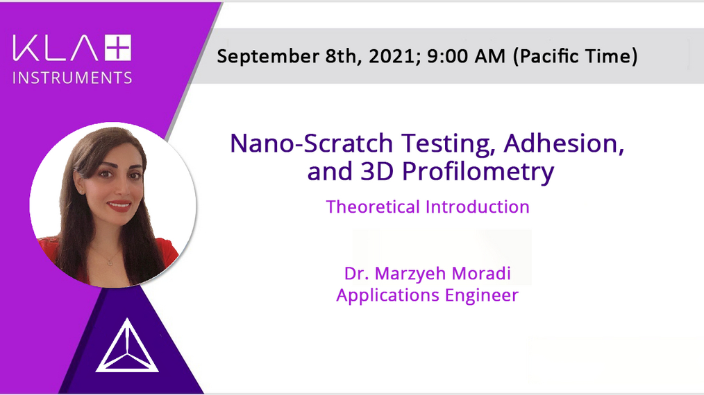 Nano-Scratch Testing, Adhesion and 3D Profilometry