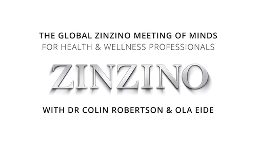 The Global Meeting of Minds for health & wellness professionals - May 13, 2021