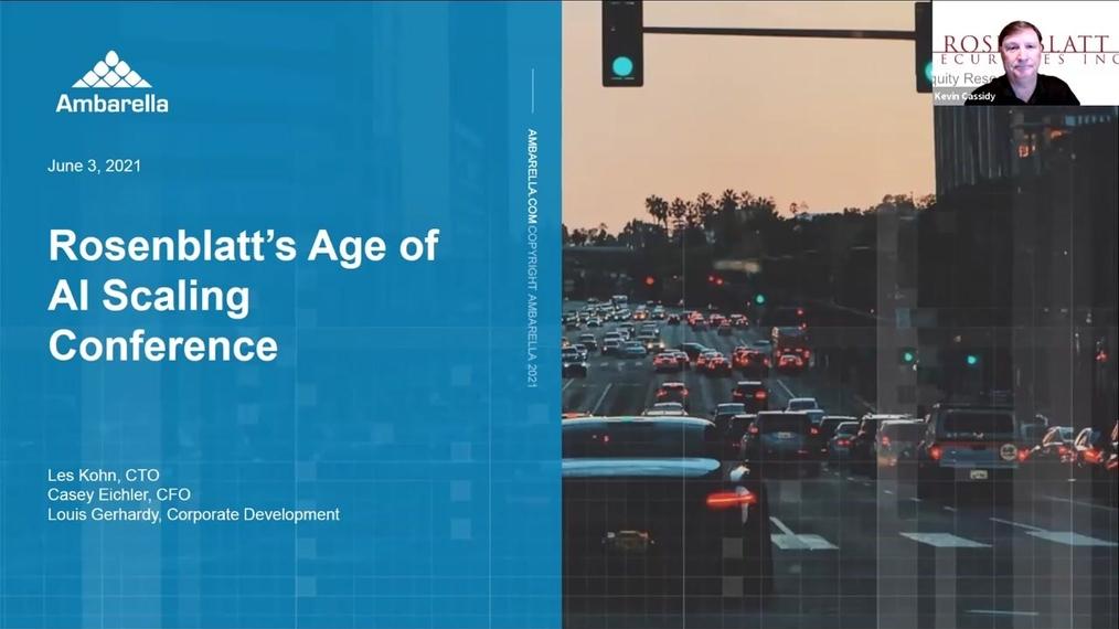 Age of AI Scaling Mini Conference - AMBA Fireside Chat