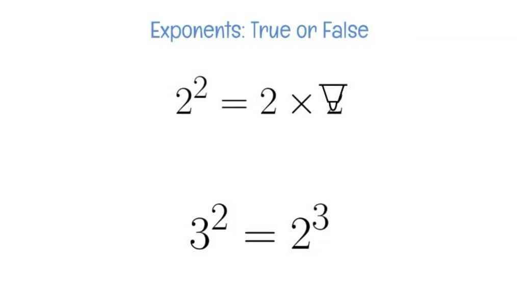 Review - Exponents True or False Example.mp4