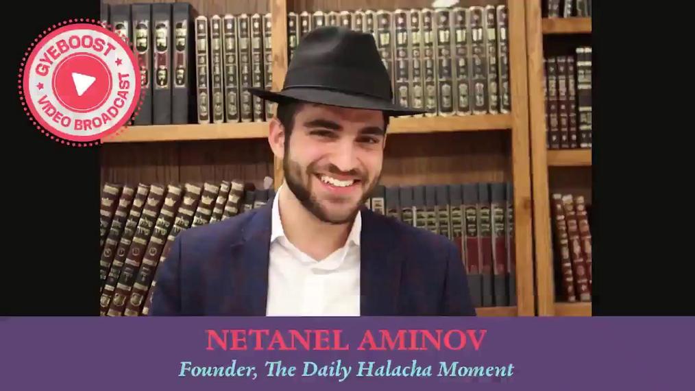 744 - Netanel Aminov - El billete de 20 dólares