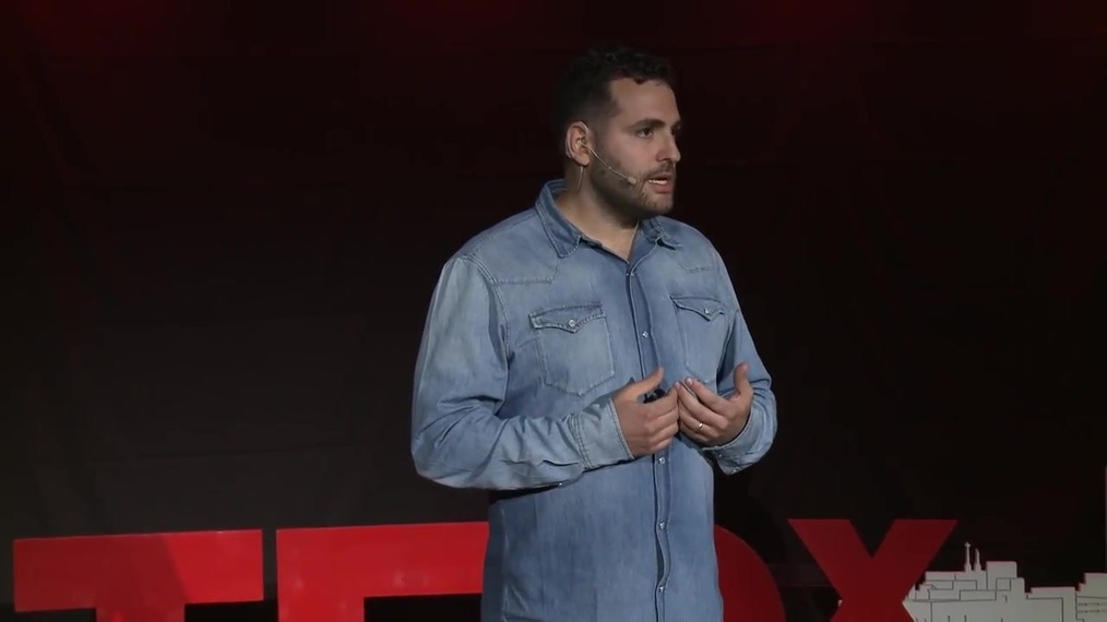 Escaping Porn Addiction - Eli Nash - TED TALK
