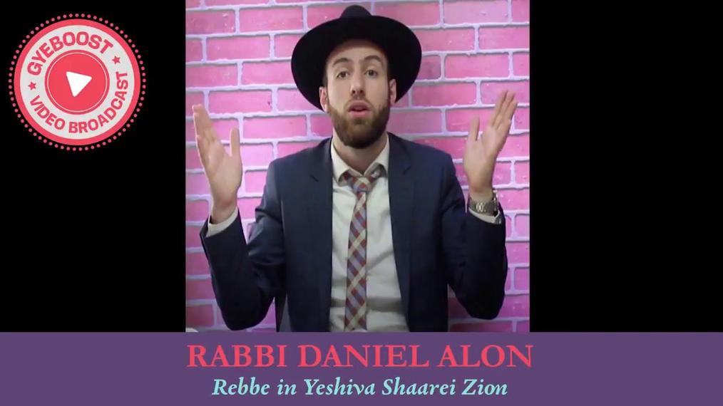 595 - Rabbi Daniel Alon - El Entrenamiento.