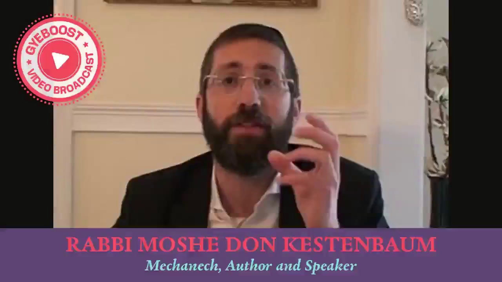 724 - Rabbi Moshe Don Kestenbaum - La Mitzvá que lo salvó