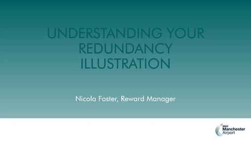 Understanding your redundancy illustration (MAN)