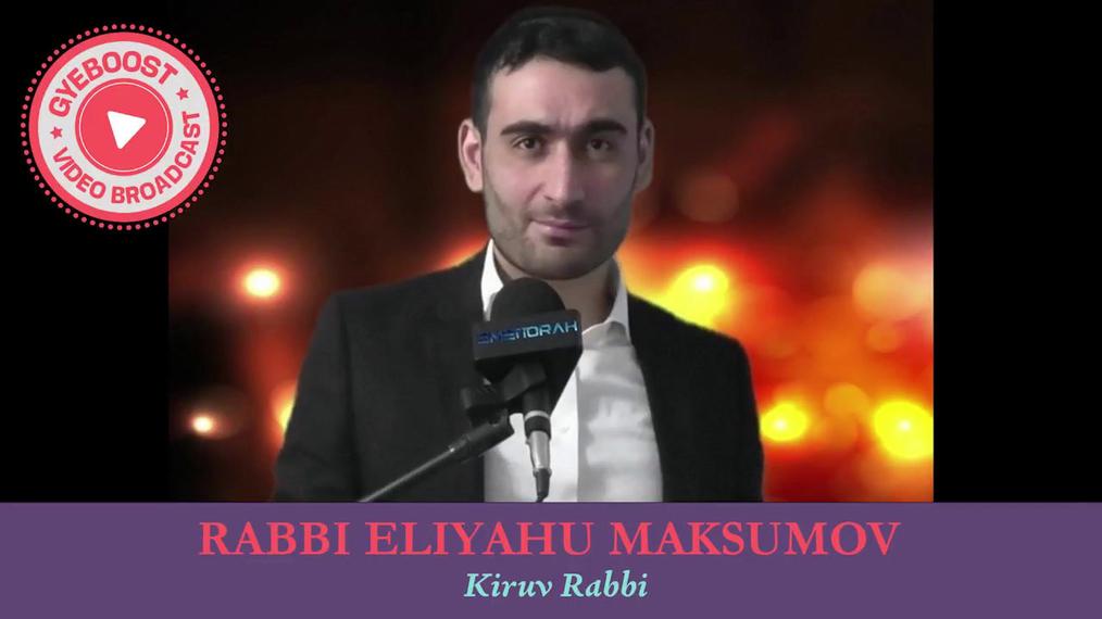 670 - Rabbi Eliyahu Maksumov - Puedes Manejarlo