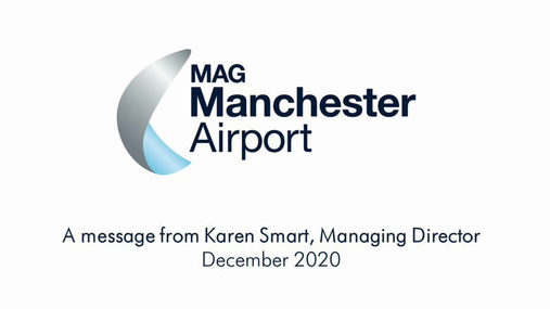 A message from Karen Smart - December 2020