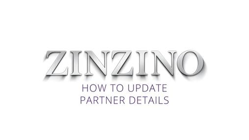 3. Updating your Partner details