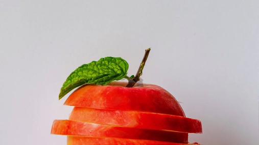 Rotary magic apple