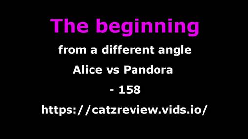 Alice vs Pandora - The Begining