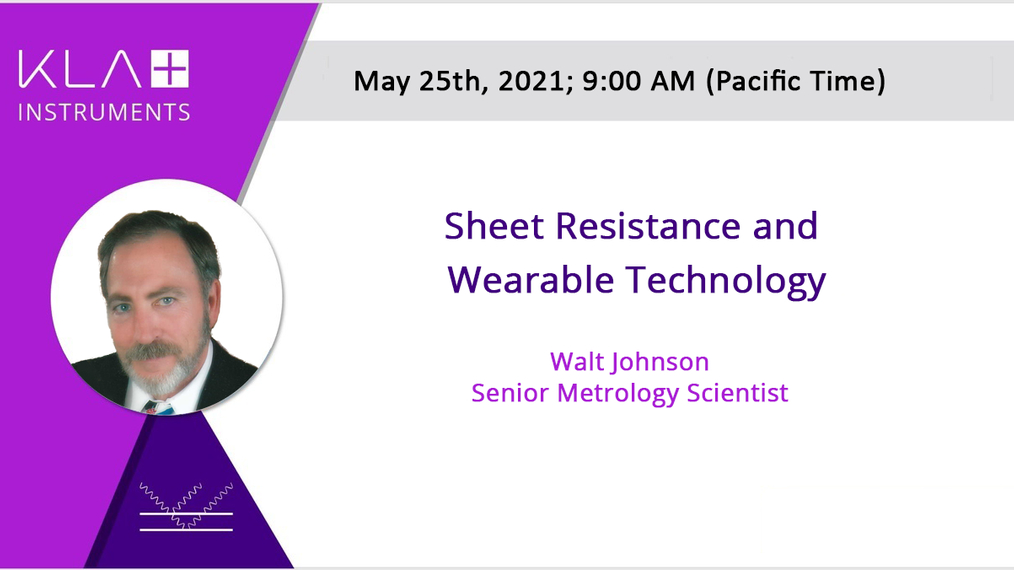 Resistance Measurements and Wearable Technology