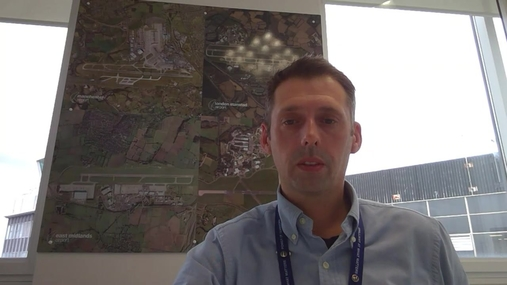 Airport Operations keep in touch session 25.05.21