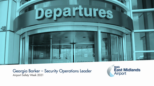 Airport Safety Week - Security Operations Leader