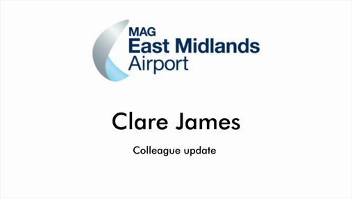 Clare James Vlog - 29th January