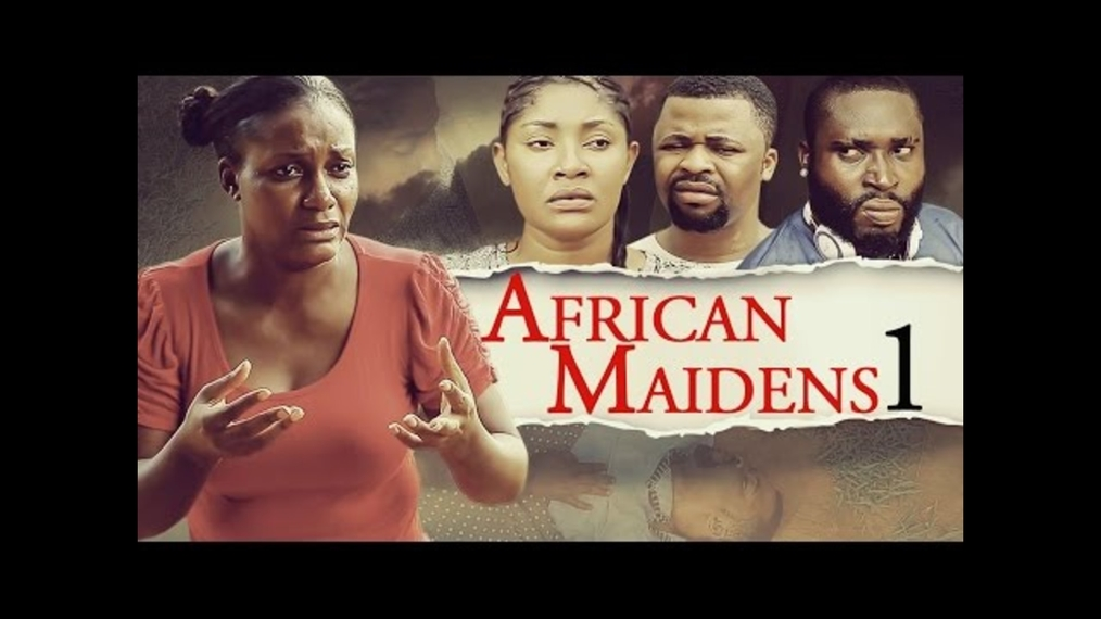 African Maidens Part 1