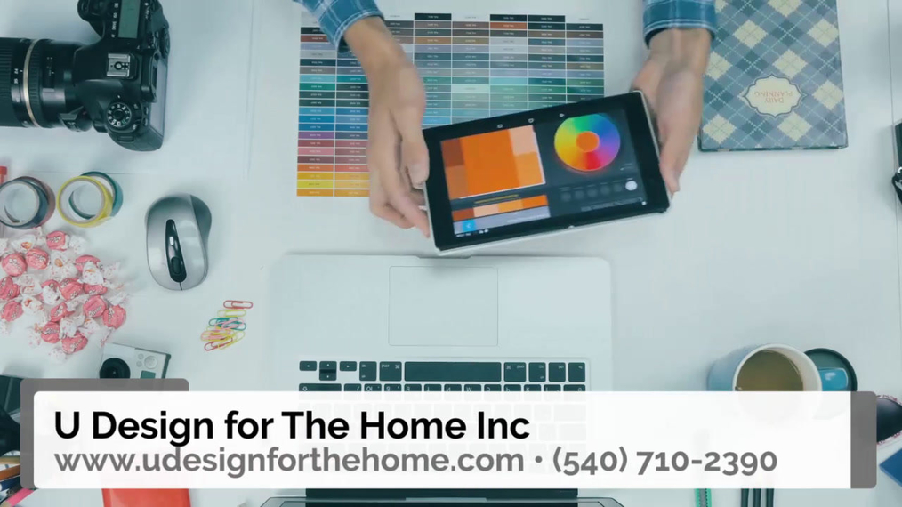 Interior Design in Fredericksburg VA, U Design for The Home Inc