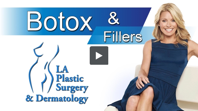 Botox and Fillers at LA Plastic Surgery