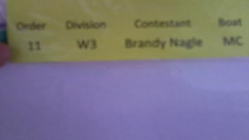 Brandy Nagle W3 Round 1 Pass 2