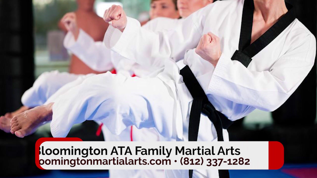 Martial Arts in Bloomington IN, Bloomington ATA Family Martial Arts
