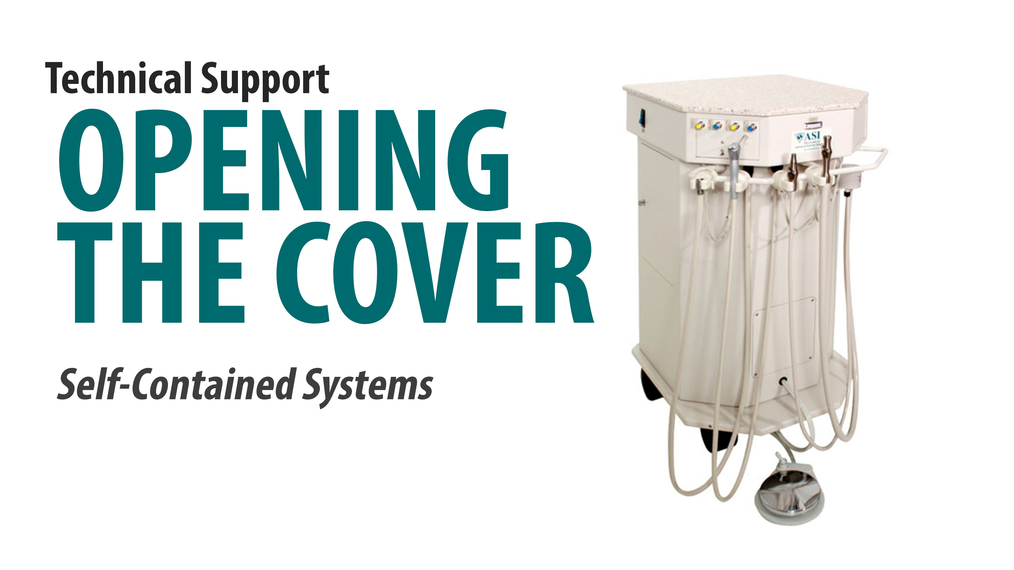 Open the Self-Contained Series Cart [66-4005]