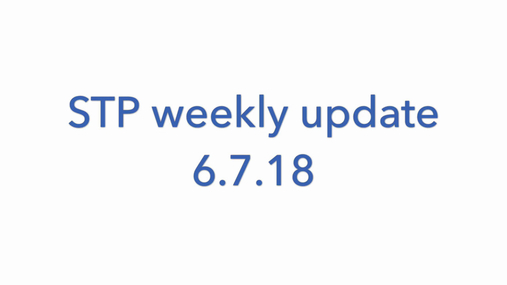 STP weekly update - July 6