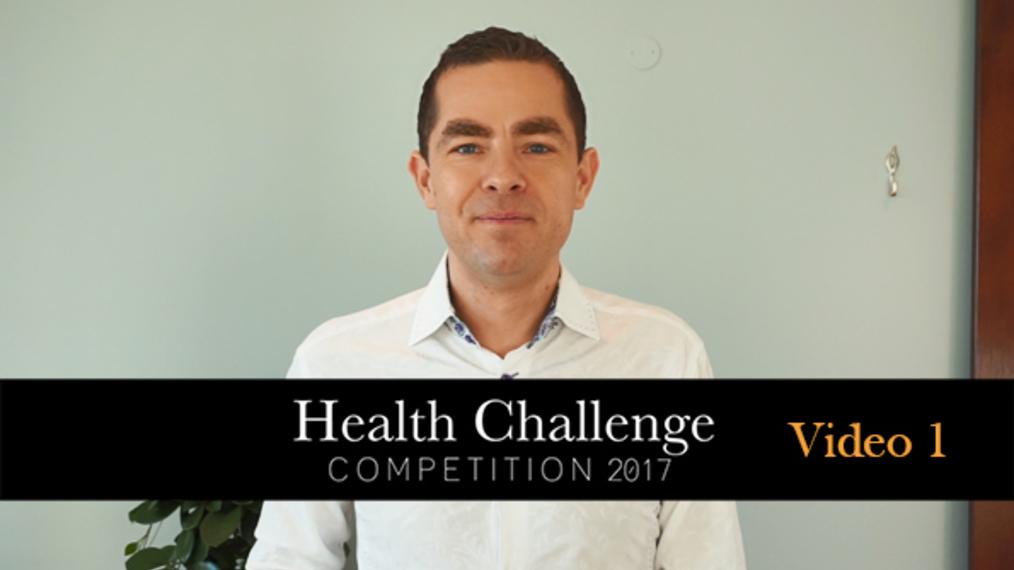 Health Challenge Ørjan Saele - Video 1