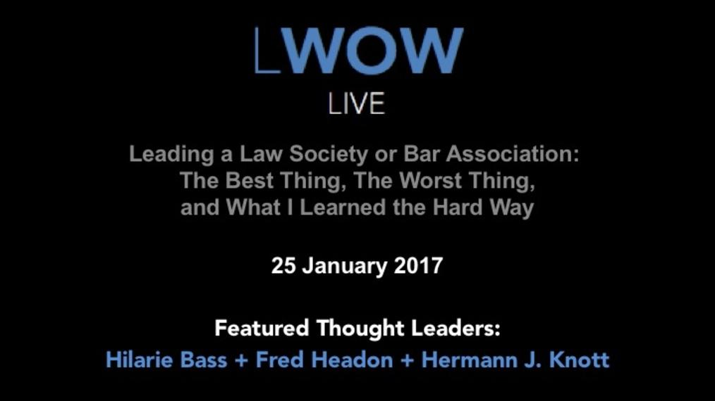 LWOW Live 1-25-17