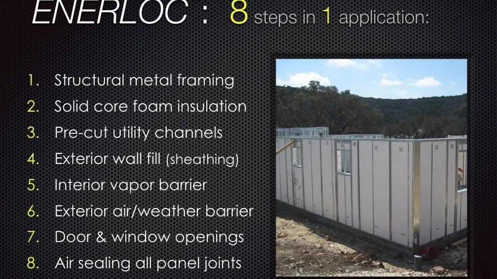 D.   ENERLOC Installation Case Study