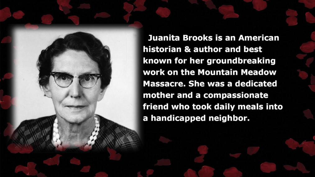 Juanita Brooks by Willa Brooks