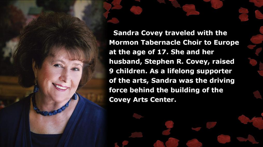 Sandra Covey