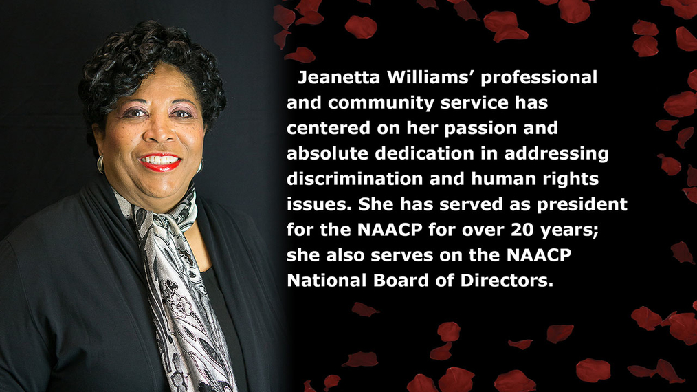 Jeanetta Williams