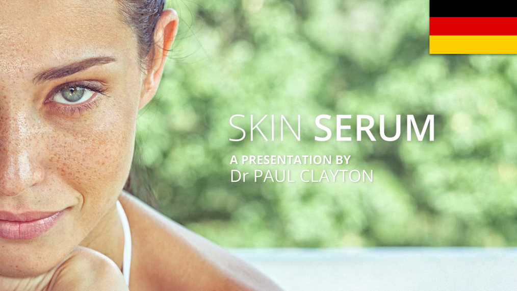 Skin Serum with Dr. Paul Clayton DE