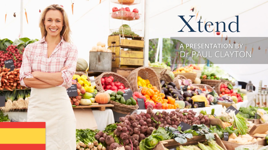 Xtend with Dr. Paul Clayton ES