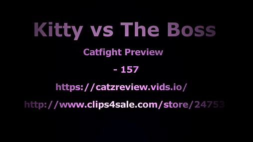 Kitty vs The Boss - preview - 157