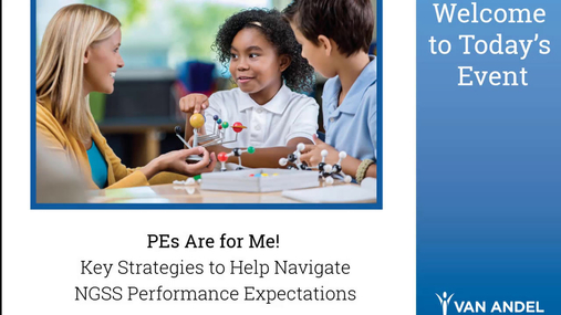 PEs Are for Me!  Webinar-June 21, 2017