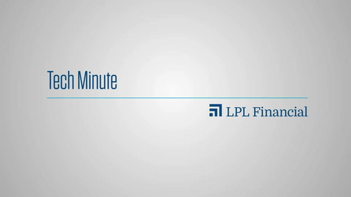 Tech Minute - Account Statements