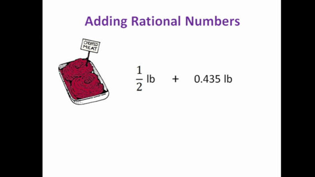 Add and Subtract Rational Numbers.mp4