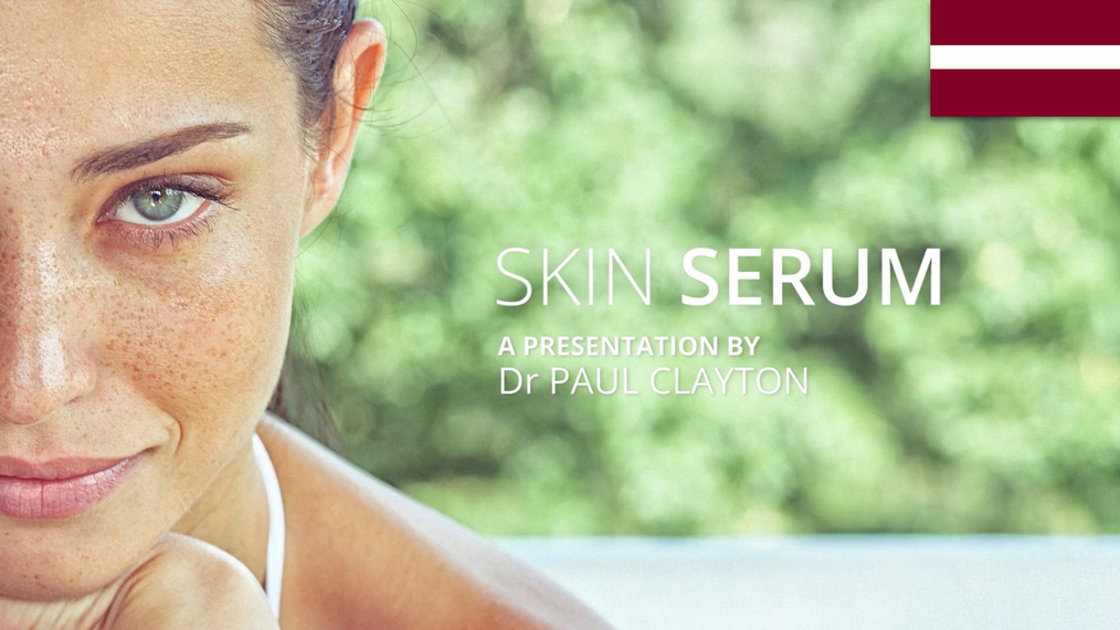 Skin Serum with Dr. Paul Clayton LV