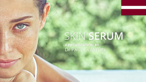 Skin Serum with Dr. Paul Clayton LV