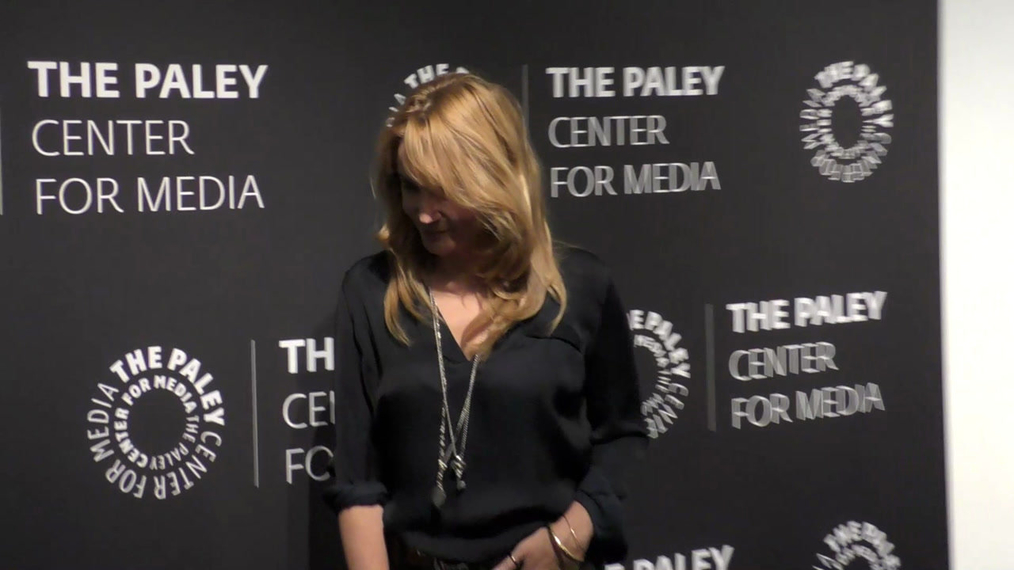 Lea Thompson at the Paley Center Presents The Goldbergs 100th Episode Celebration at Paley Center in Beverly Hills.mp4